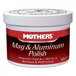 Mothers Mag & Aluminum Polish - 140gr