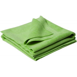 Flexipads Polishing Wonder Towels Green 40x40cm (set of 2)
