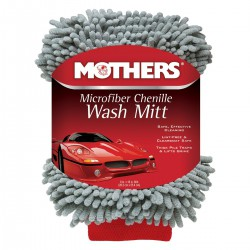 Mothers Microfiber Chenille Wash Mitt