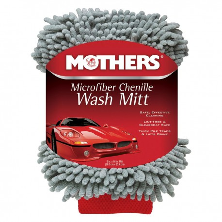 Mothers Microfiber Chenille Wash Mitt