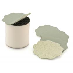 Flexipads 35mm P3000 Velcro Abrasives (10 pieces)