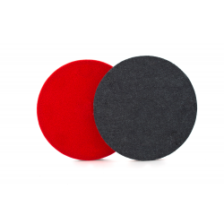 Flexipads 135mm Velcro Orange Peel Pad