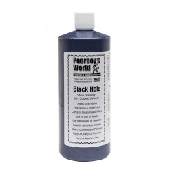 Poorboy's World Black Hole Show Glaze 946ml