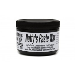 Poorboy's World Natty's Paste Wax Black 227g