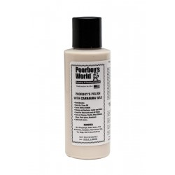 Poorboy's World Polish with Carnauba Wax 118ml tester