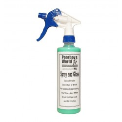 Poorboy's World Spray & Gloss 473ml