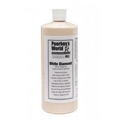 Poorboy's World White Diamond Show Glaze 946ml