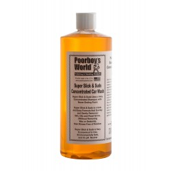 Poorboy's World Super Slick & Suds Concentrated Car Wash 946ml