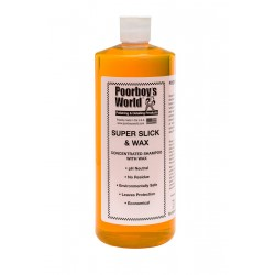 Poorboy's World Super Slick & Wax 946ml