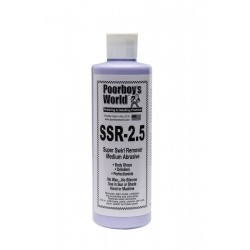 Poorboy's World SSR 2.5 Medium Super Swirl Remover 473ml