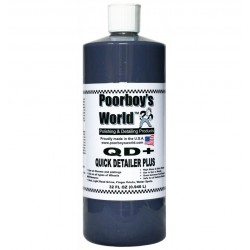Poorboy's World Quick Detailer Plus QD+ 946ml