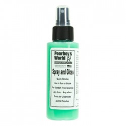 Poorboy's World Spray & Gloss 118ml