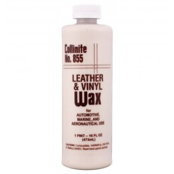 Collinite 855 Leather and Vinyl Wax 473ml