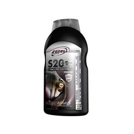Scholl Concepts S20 Black 1-step Compound 1kg