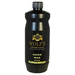 Wolf's Chemicals Quick Wax Quickie 1L