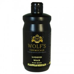 Wolf's Chemicals Liquid Wax Blue Moon 500ml
