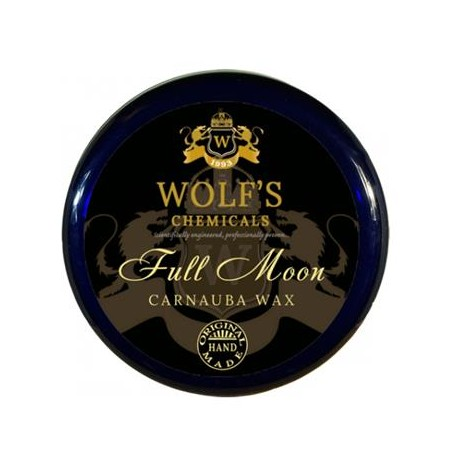 Wolf's Chemicals Full Moon Paste Wax 100ml