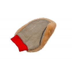 Flexipads Merino Wash Mesh Mitt - Rękawica z naturalnej wełny owczej