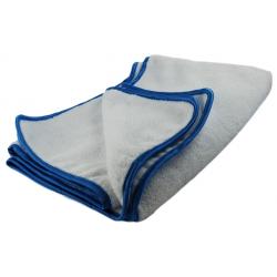 Flexipads Ręcznik polerski do osuszania karoserii 'SUPER PLUSZ' biały 61x90cm
