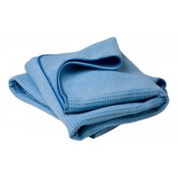 Flexipads Ręcznik polerski do osuszania karoserii i szyb 'CUDOWNY' 75x60cm (2 szt.)