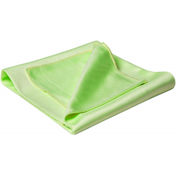 Flexipads Glass Care Towel Green 55x63cm